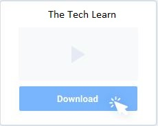3rd Step to download fb video