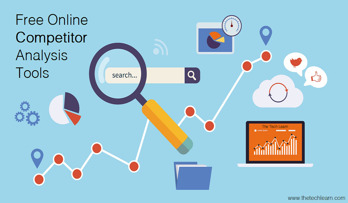 free online competitor analysis tools