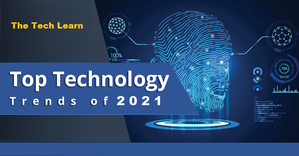 latest technology trends for 2021