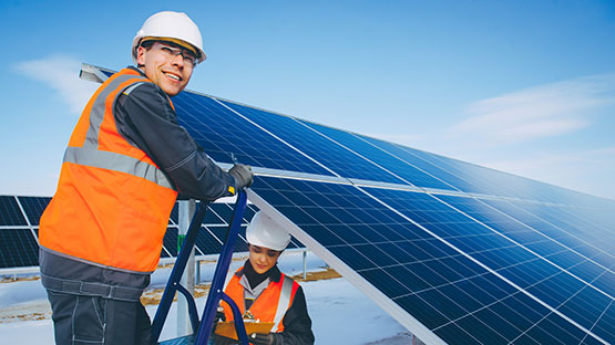 best job Solar Energy Technician in demand for the future