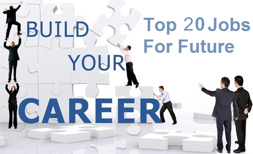high paying jobs in demand for the future