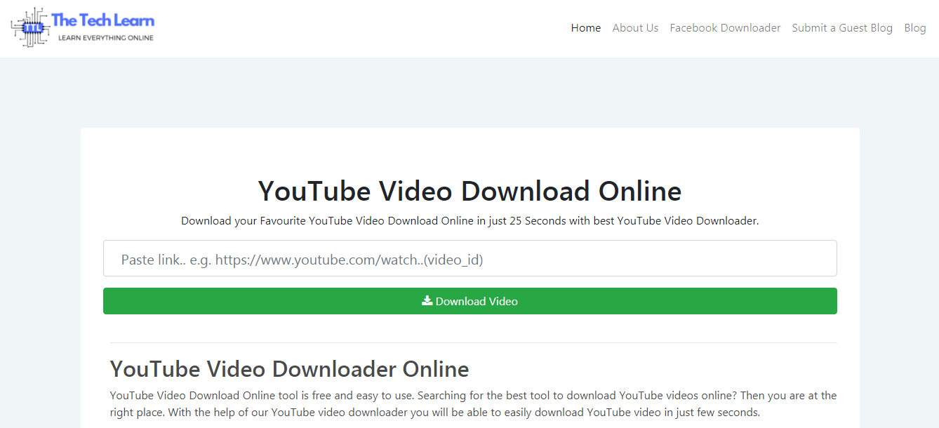 How To Download Videos From Youtube in PC