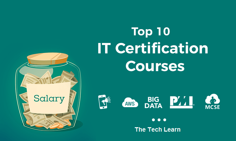 top 10 it courses