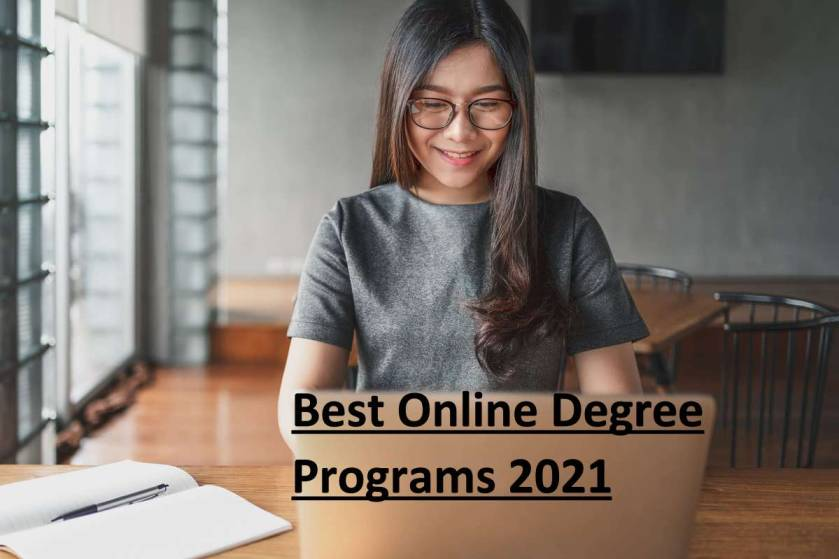 Best Online Degree Programs 2021
