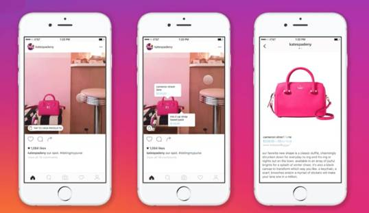 Shoppable Posts Trend in ecommerce marketing 2021