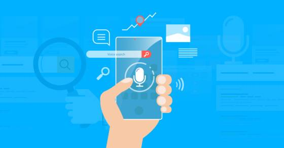 Voice Search is future trend in marketing