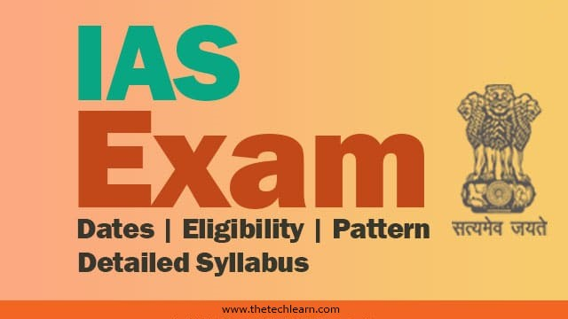 what is ias exam?